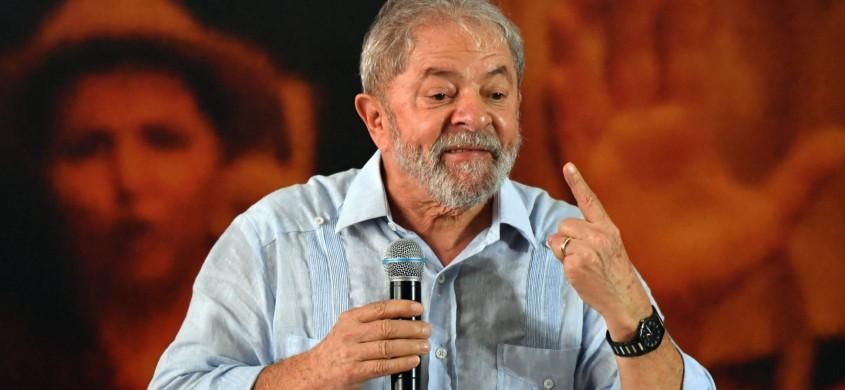 Lula poderá vir a Patos até novembro